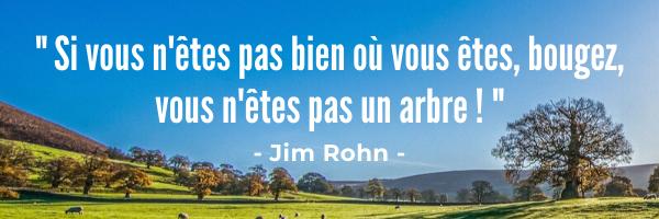 Citation de Jim Rohn